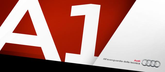 Audi A1 Microsite