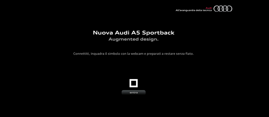 Audi A5 WIRED Augmented Design