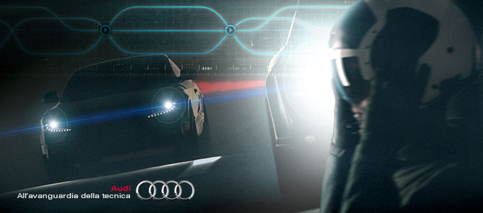 Audi Darkline Movie