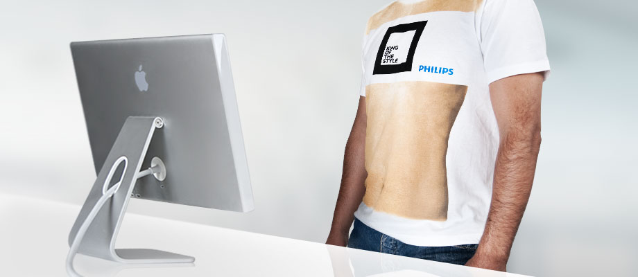 Philips BodyGroomer Augmented Reality